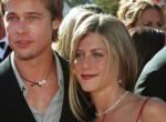 Hónapok óta először újra együtt volt Jennifer Aniston és Brad Pitt