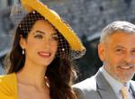Amal Clooney ellopta a show-t Harryék esküvőjén - Ilyen gyönyörű volt