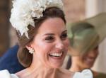 Az első fotók: ilyen gyönyörű volt Katalin hercegné Lajos keresztelőjén