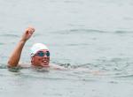Elképesztő rekord - Egy brit férfi átúszta a La Manche csatornát, de nem úgy