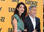 Amal ismét várandós? Fotók buktathatták le a Clooney-házaspárt