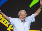 Fesztiválozókat lepett meg David Attenborough