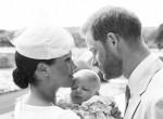 Kiderült Meghan és Harry családi titka: Ők a kis Archie keresztszülei