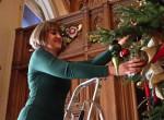 Nagyon csiricsáré lett Erzsébet királynő karácsonyfája - Fotók