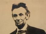 Abraham Lincoln piszok helyes pasi volt fiatalon - fotó