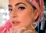 Lesifotók: Lady Gaga forró csókot váltott új szerelmével