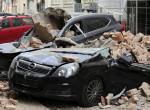 Videó a zágrábi földrengésről - 140 éve nem volt ilyen pusztítás a városban