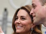 Így köszöntötte Katalin és Vilmos Meghan hercegnét és Harry herceget