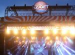 7 méter magasan is lesz színpad idén a Szigeten - Videó