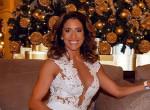 Angyalok és koronák: Idén is káprázatos lett Rubint Rékáék karácsonyfája