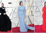 Borzalmas ruhák: Fotókon az idei Oscar legrosszabbul öltözött sztárjai