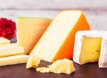 Csak 2 hozzávalóra van szükség: ennél könnyebb sajtos rágcsa nincs