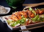 Könnyű, laktató és elronthatatlan: Egzotikus csirkesaláta, ahogyan a profik készítik