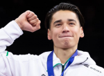 Balesetet szenvedett Liu Shaolin Sándor