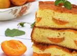 Sárgabarackos joghurtpite: Egy villámgyors, pofonegyszerű, gluténmentes sütemény