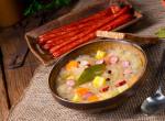 Egyszerű, laktató és hagyományos: Isteni csülkös savanyúkáposzta-leves hétvégére