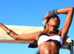 Durván közönséges bikinit reklámozott a modell – A követők hamar szétszedték