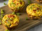 Villámgyors sonkás tojásmuffin: a reggelik királya