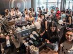 Elképesztő helyen nyílt új Starbucks Budapesten