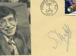 Ez volt Stephen Hawking utolsó kutatása, amit még a halála előtt fejezett be