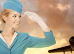 Hihetetlen, mit művelt a stewardess a repülőn: Mindenki őt csodálja!