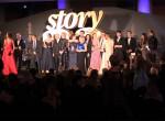 Megvan, ki az év műsorvezetője -Átadták a Story Ötcsillag-és Érték díjakat