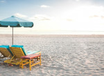 Horror a strandon - Súlyosan megkárosított egy nőt a napernyője