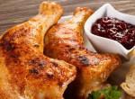 Kívül ropogós, belül vajpuha: Villámgyors, pikáns citromos csirkesült
