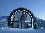 Egyszerű halandó ide nem lép be: Így néz ki a svéd jéghotel belülről