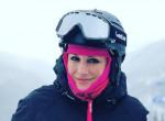 Szabó Erika balesetet szenvedett, a homloka is felszakadt - Fotó