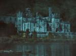 Hátborzongató fotó készült: Ezt találták a walesi kastélyban