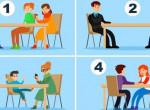 Melyik asztalhoz ülnél le? Kiderül, mik a legrosszabb tulajdonságaid