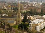 Ilyet még nem láttál – Borozó és szusizó nyílt a londoni Szent Márk-templomban