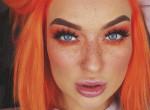 Szeplőket akart magának a beautyblogger, borzasztó ronda lett - videó!