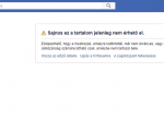 Eltűnt az egyik legnépszerűbb magyar Facebook-oldal
