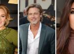 A hét hírei: Adele bikiniben, Brad Pittnek új barátője van, Debreczeni Zita anya lett