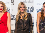 Káprázatos ruhákban a Marie Claire Fashion Days legszebb sztárjai
