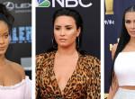 Rihanna, Lovato, Kardashian - Így megváltoztak a kedvenc sztárjaid!