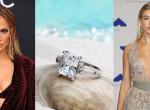 Gyönyörű eljegyzési gyűrűk: 6 sztár, akinek idén nyáron megkérték a kezét