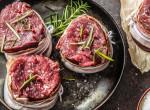 Szűzérmék zöldborsmártással vasárnapra: Finomabb, mintha étteremben ennéd