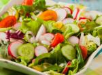 Ez ám a tavaszi saláta! Pár perc alatt elkészül