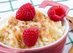 Hideg tejberizs: Nincs is ennél egyszerűbb hűsítő finomság