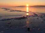 Itt a bizonyíték, hogy a Balaton télen is romantikus
