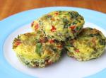 Villámgyors vacsora fogyókúrához: Zöldséges tojásmuffin