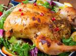 Ellenállhatatlan töltött csirke: Sok petrezselyem nélkül hozzá se kezdj!