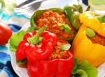 6 töltött zöldség, amit eszedbe sem jutna így elkészíteni