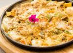 Tonhalas-sajtos rántotta: Egy ínycsiklandó, tápláló reggeli