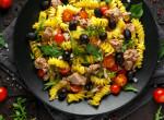 Olasz tonhalas tésztasaláta – ha egy tartalmas, könnyed fogásra vágysz