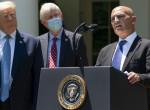A mellékhatásokról beszélt Trump koronavírus-vakcina programjának főorvosa