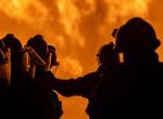 Kigyulladt egy panellakás Kőbányán - Videó készült a tűzoltók munkájáról